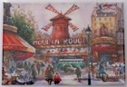 Magnet moulin Rouge - Paris