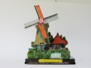 Moulin des polders hollandais