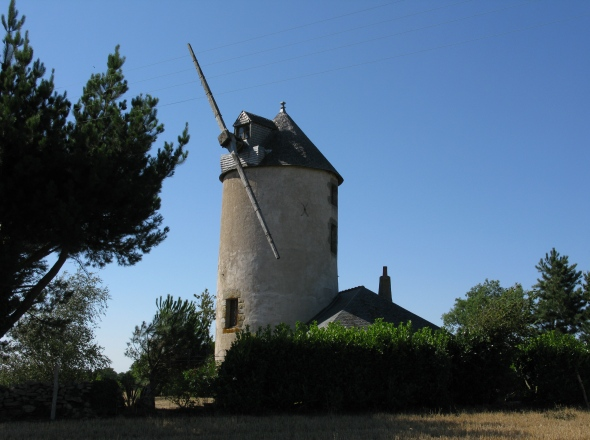 Le moulin de Billion - autre vue