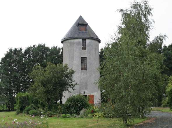 Moulin de Beaumont - Blain
