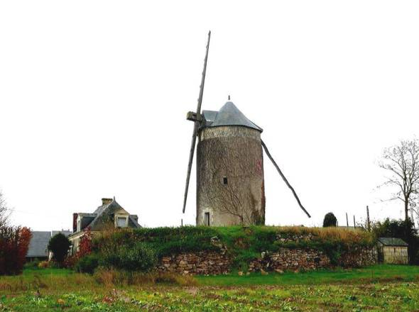 Moulin de la Tourine