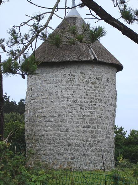 Moulin de Rostudel - Morgat - Crozon - autre face