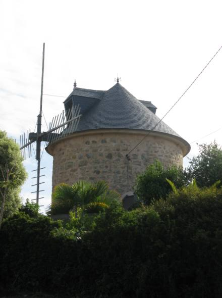 Moulin de Treflez