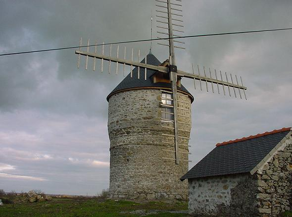Moulin Neuf - Donges