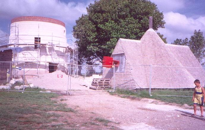 Moulin de Eaucourt sur Somme -  restauration 2002