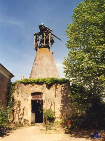 Moulin de la Butte - Faveraye