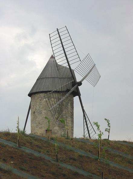 Moulin de Talives - Foulayronnes
