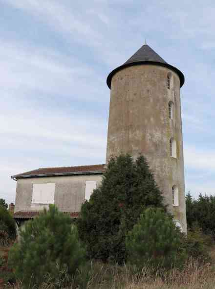 Moulin de St Julien - Gesté