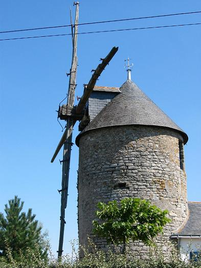Moulin de Beaulieu - Guérande