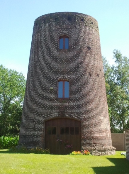 Moulin de Cataine - Hasnon
