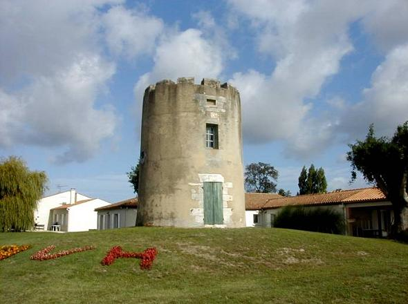Moulin de la Palmyre - Les Mathes