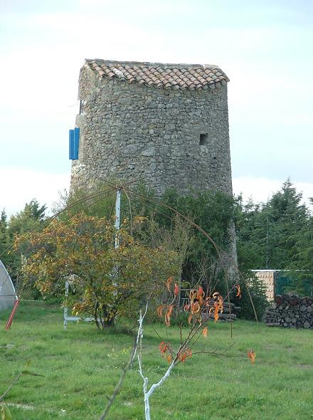 Moulin à Ornaisons