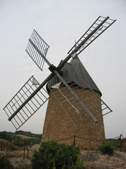 Moulin du rocher - Saint Chinian