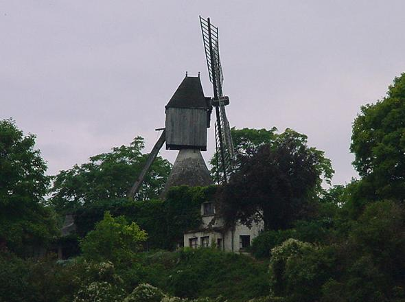 Moulin du Val Hulin - Turquant
