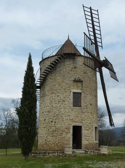 Le Moulin de Vallon Pont d'Arc