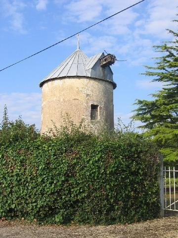 Moulin de Groiquetier - Bords