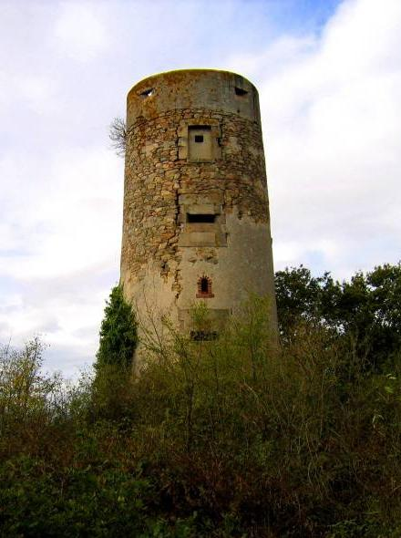 Moulin des Roches - La Chapelle Palluau