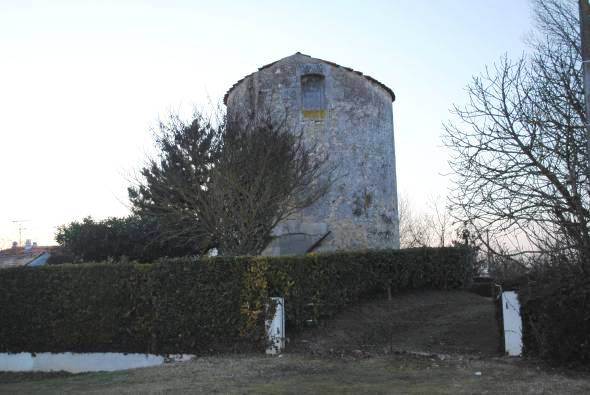 Ancien moulin à Le Gua